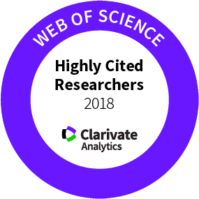 HighlyCitedResearcher 2018