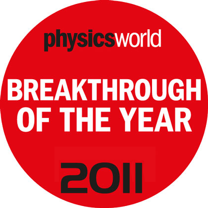 Physics Breakthroughs 2011